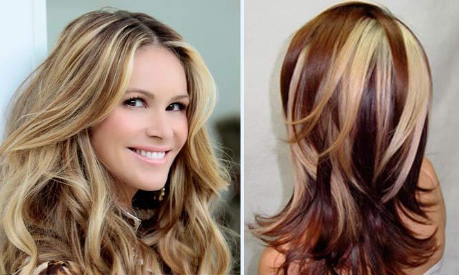 Precio corte de pelo y tinte