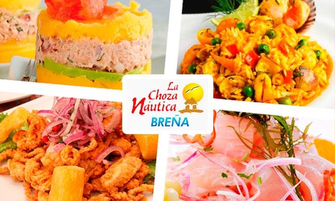 Awe Inspiring Buffet Marino Criollo En La Choza Nautica De Brena Brena Home Interior And Landscaping Ponolsignezvosmurscom