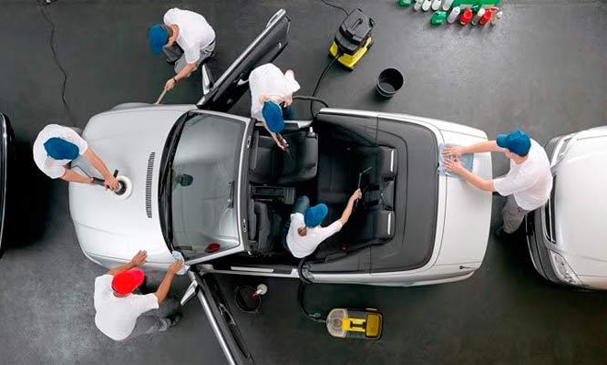 Jes s mar a lavado de sal n completo s per vip para auto for Oferta salon completo