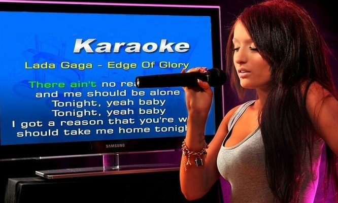 Lima micr fono inal mbrico karaoke en casa cuponidad - Karaoke en casa ...